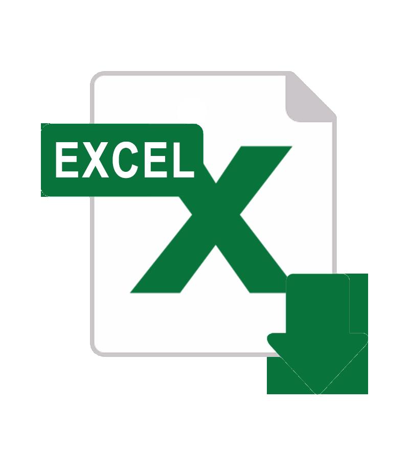 Доктор Лес - общий прайс-лист в Excel